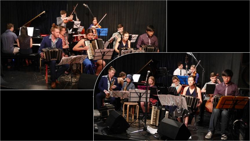 Tango Youth Orquesta - AMRAP