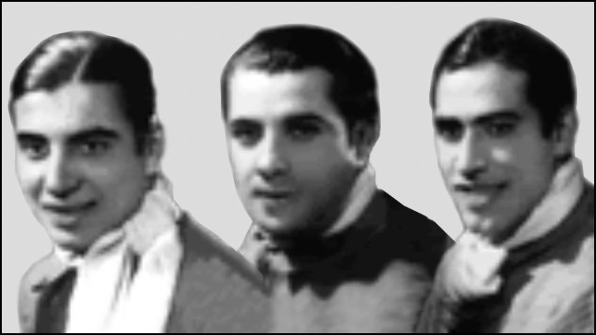 2018-08-07 - Trio Argentino