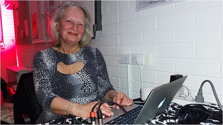 Tricia Lewis, DJ