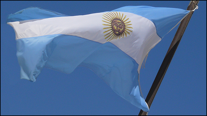 2018-12-11 - Flag of Argentina