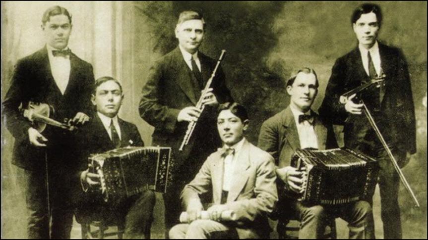 2019-02-07 - Vicente Greco y su Orquesta Tipica Criolla