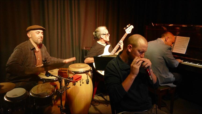 2019-08-29 - Tango Sur playing The Brunswick Green on 30 April 2019
