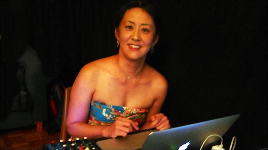 2020-03-12 - Yuko Kinoshita DJing at El Boliche on 21 Jan 2019