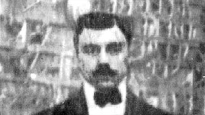 2020-05-05 - Roberto Firpo around 1913